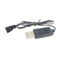 Cargador USB para Hubsan X4 H107