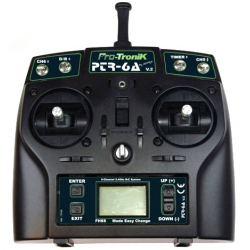 Emisora 6 canales programable PTR-6A