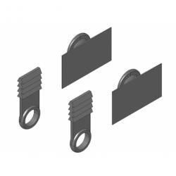 Canopy-Lock Cierre de cabina para Multiplex