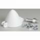733500 Cono para hélice plegable eje 4mm para EasyGliderPro, Solius, Heron, Cularis