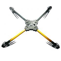 Estructura cuatricoptero X600 V3 Aluminio y fibra