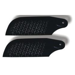 Palas cola 92mm fibra carbono PRO 3D