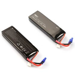 Batería de LiPo 7,4v 2700mAh especial para Hubsan H501S