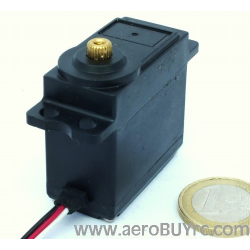 Servo Digital metálico 20kg Standard engranaje metalico 20kg torque
