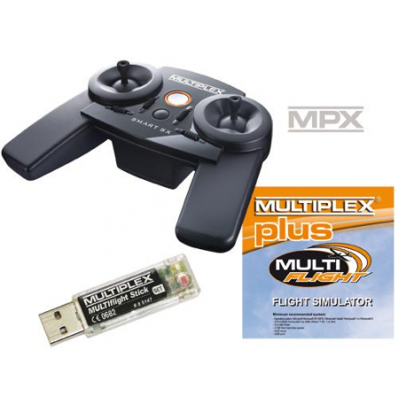 Simulador Multiflight Plus Set