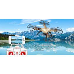 Syma X8HW drone gigante con sistema FPV video en directo y control automático de altura
