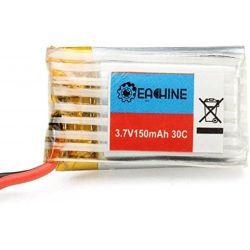 Batería 3,7v 150mAh para Eachine H8 H8S 3D y micro drones
