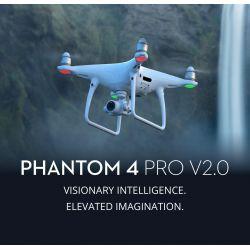 "DJI Phantom 4 Pro Plus v.2 con pantalla 5,5"""