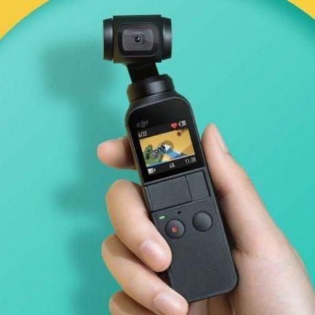 DJI Osmo Pocket cámara 4K estabilizada