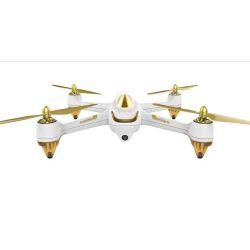 H501S Hubsan drone con GPS, follow me, emisora con pantalla