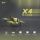 HUBSAN X4 STORM RACING DRACK PACK con PANTALLA LCD Y GAFAS