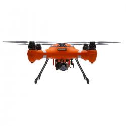 Splashdrone 3 Rescue 4K el drone para pesca y rescate a prueba de agua