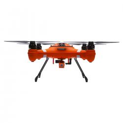 Splashdrone 3 Fisherman el drone para pesca y rescate a prueba de agua