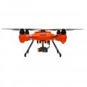 Splashdrone 3 Auto 4k gimbal 2D a prueba de agua