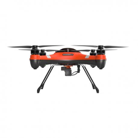 SplashDrone 3+ con cámara HD y portacargas drone acuático de alta potencia