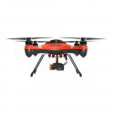 SplashDrone 3+ con cámara 4k gimbal de 2 ejes drone acuático de alta potencia