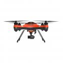 Splash Drone 3+ con cámara 4k gimbal de 3 ejes
