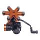 Módulo 4KGC2: Cámara 4K con gimbal 2 ejes – impermeable