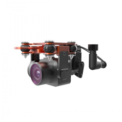 Módulo PL3: Liberación carga con Cámara 4K y gimbal 1 eje – impermeable