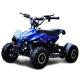 Quad Eléctrico ATV Blue