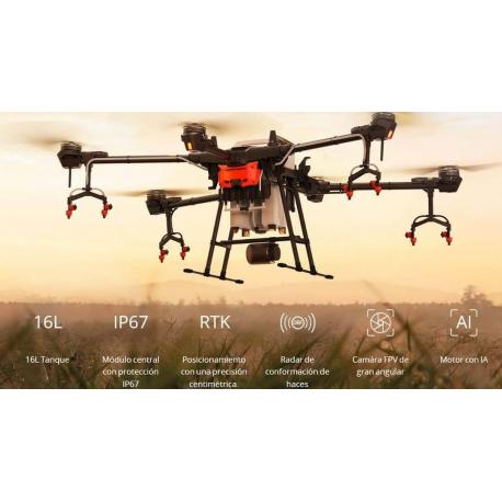 Dron Agrario DJI T16