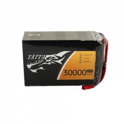 Tattu 30000mAh 22.2V 25C 6S1P